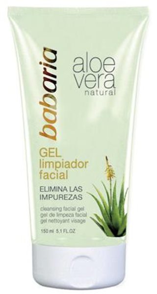 Picture of Babaria Gel Limpeza Facial 165ml