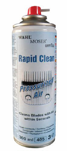 Picture of MOSER RAPID CLEAN Spray Limpeza TC910