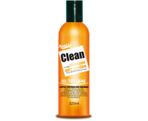 Picture of ANALÉA Shampoo Anti-Resíduo Clean Nutretrat 320ML
