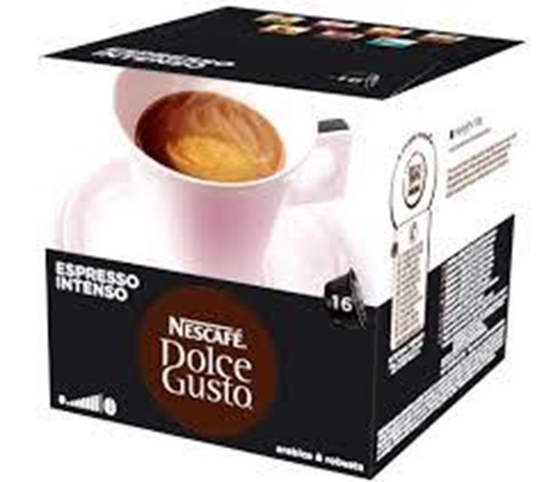 Picture of Dolce Gusto Intenso 16 Capsulas