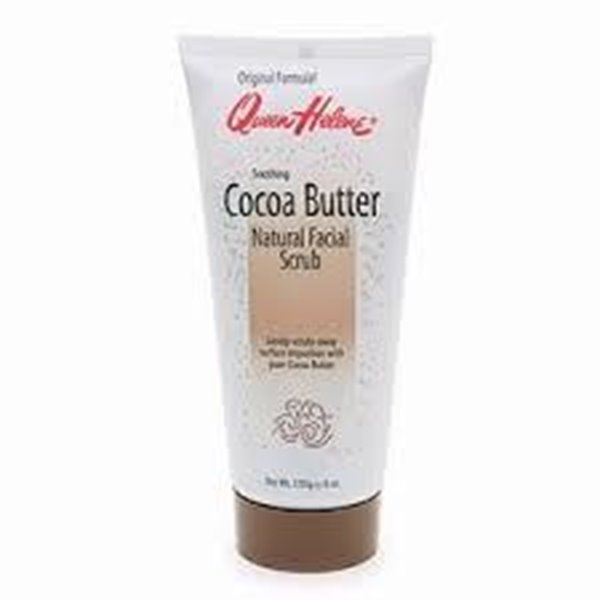 Picture of Queen Helene Esfoliante Facial Natural Cocoa Butter 170 grs
