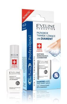 Imagens de Eveline Diamond Hard and Shiny Nails 12ml