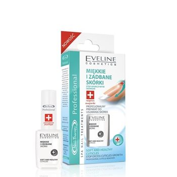 Imagens de Eveline Soft And Healthy Cuticles 12ml