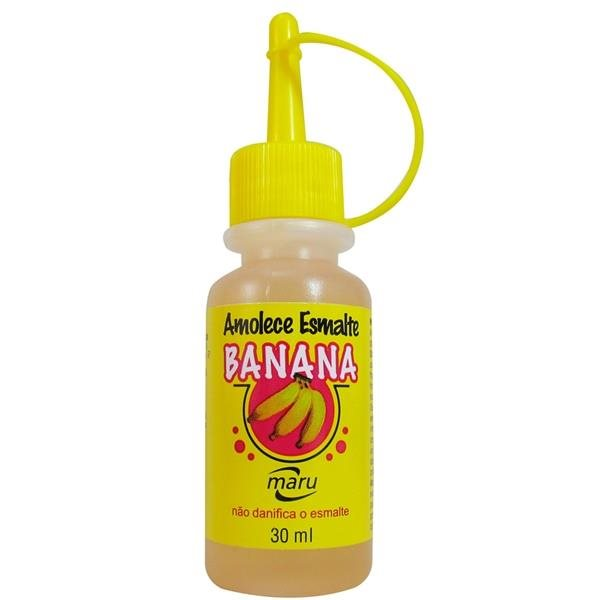 Picture of Amolecedor de Esmalte Banana 30ml da Maru