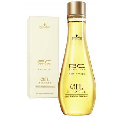 Imagens de BC Oil Miracle Ligth Finishing Treatment 100ml