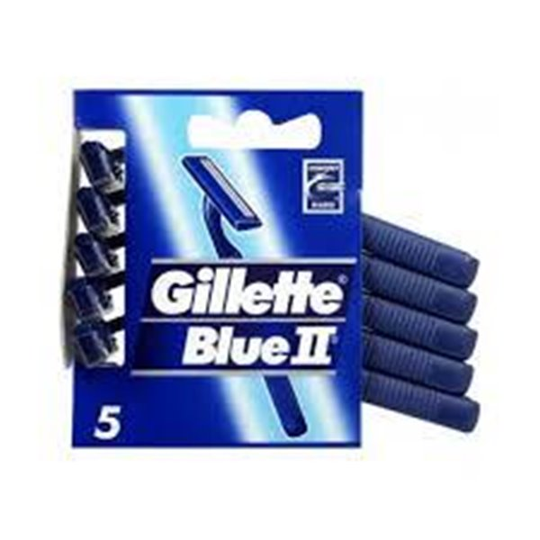 Picture of Gillette Blue 2 pack com 5 unidades