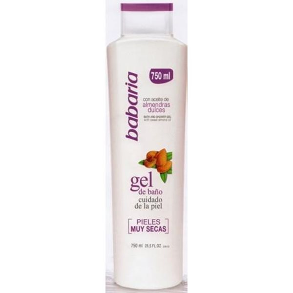 Picture of Babaria Gel Banho 600ml Classic SPA