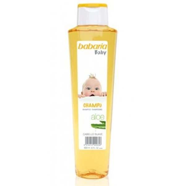 Picture of Babaria Shampoo Baby 500ml + 100ml
