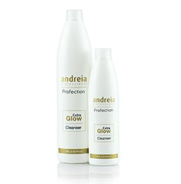 Picture of Andreia Profection Extra Glow Cleanser for Gel & Acrylic 500ml - Acrilico