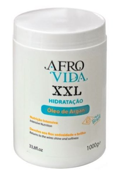 Picture of Afrovida XXL Mascara Argan Kg