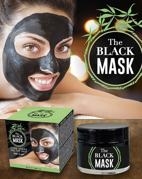 Picture of The Black Mask - Máscara Negra 50ml
