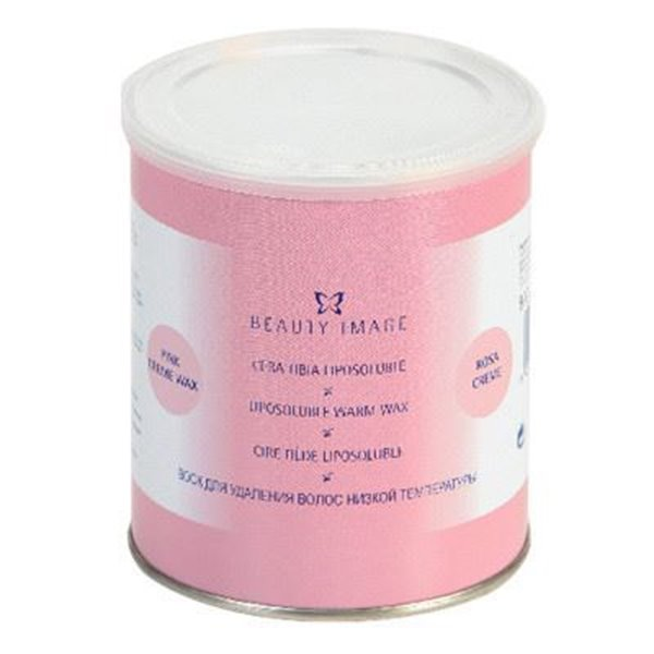 Picture of Beauty Image Cera Lata Rosa 800ml