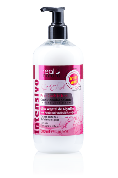 Picture of Real Natura Condicionador Cachinhos 500ML