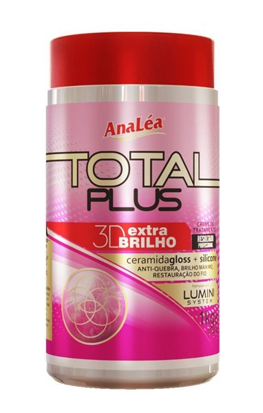 Picture of AnaLea Total Plus Mascara 3D Extra Brilho Kg