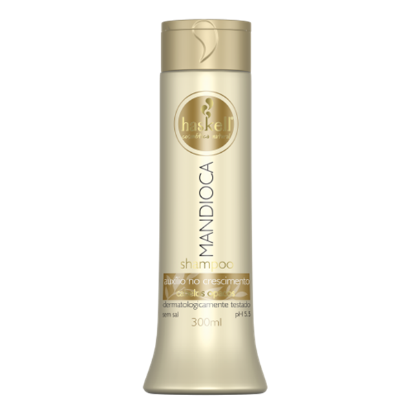 Picture of Haskell Mandioca Shampoo 300ml