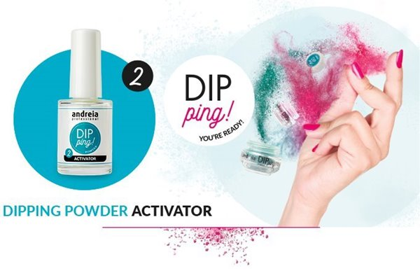 Picture of Andreia Dipping Activator 14ml