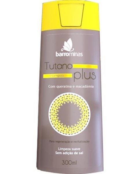 Picture of Barrominas Tutano Plus Shampoo 300ml