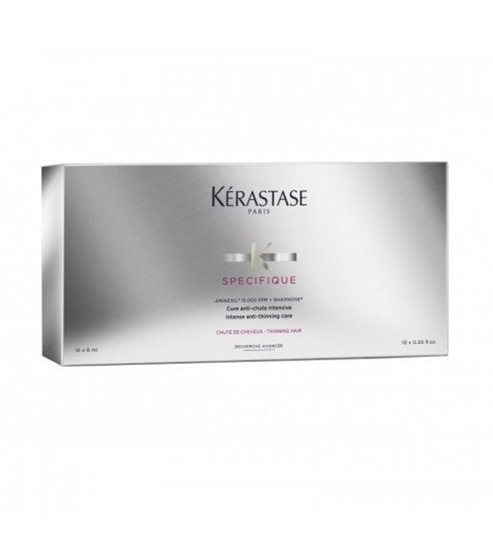 Picture of Kérastase Ampolas Aminexil Chute de Cheveux Thinning Hair 10x6ml