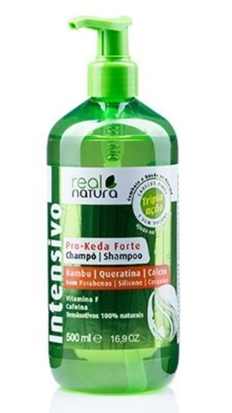 Picture of Real Natura Shampoo Anti Queda 500ml