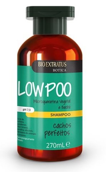 Picture of Bioextratus Shampoo Low Poo 270ml