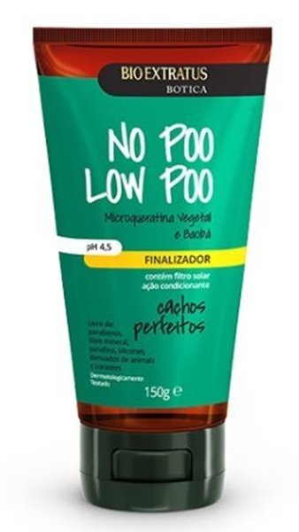 Picture of Bioextratus Finalizador No Poo Low Poo 150ml