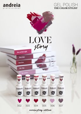 Imagens por categoria Andreia Love Story Collection