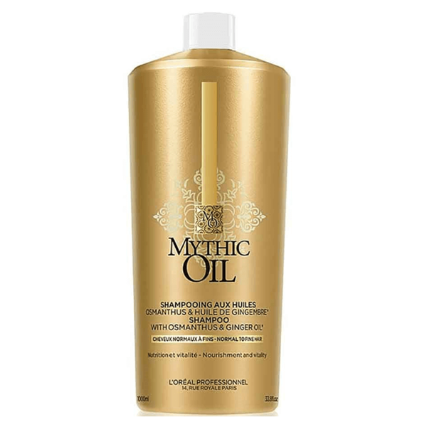 Picture of Loreal Mythic Oil Shampoo Cabelos Normais A Finos 1000ml