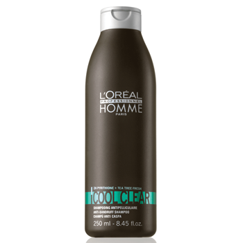 Imagens de Loreal Homme Shampoo Cool Clear 250ml