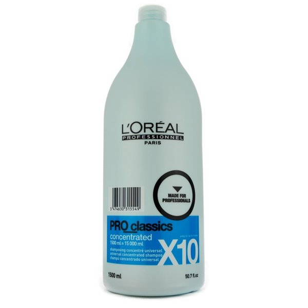 Picture of Loreal Pro Classic Shampoo Concentrated 1500ml