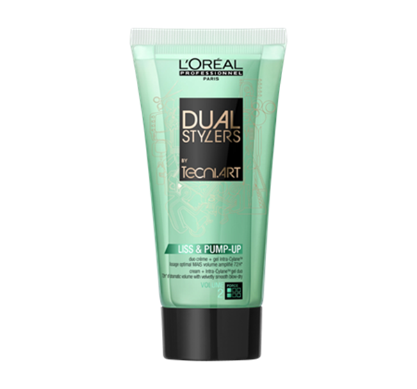 Picture of Loreal Dual Stylers Liss & Pump Up 150ml