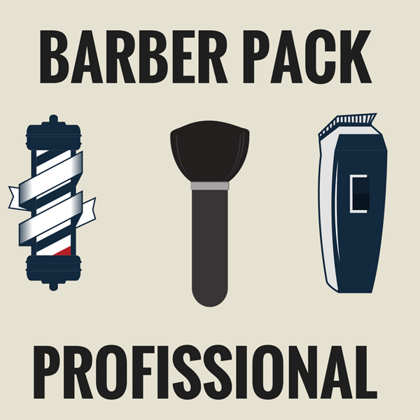 Picture of Barber Pack Profissional