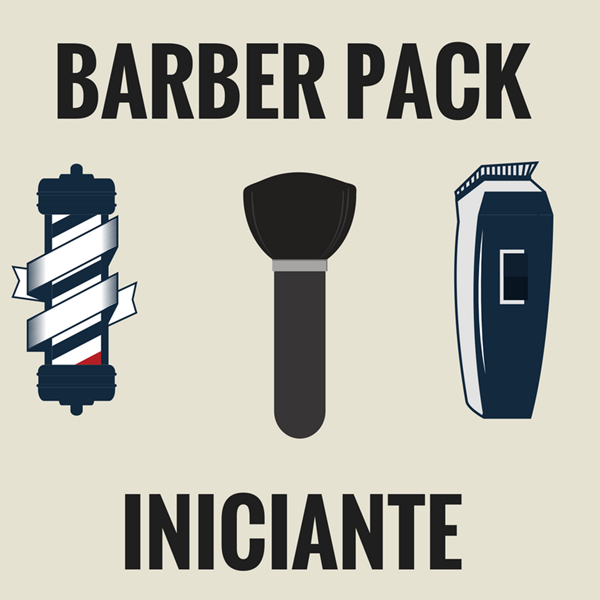 Picture of Barber Pack Iniciante