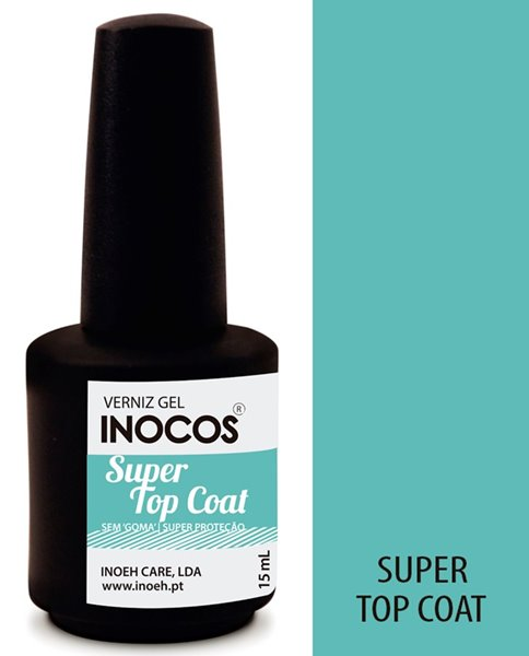 Picture of INOCOS SEMI GEL SUPER TOP COAT 15 ML