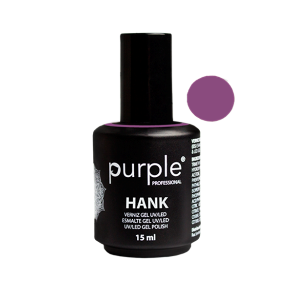 Picture of Purple Verniz Gel Hank 15 ml