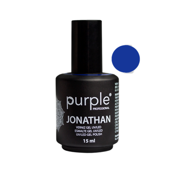 Picture of Purple Verniz Gel Jonathan  15 ml