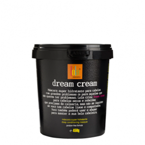 Picture of LOLA DREAM CREAM - MÁSCARA 450G [VEGAN]