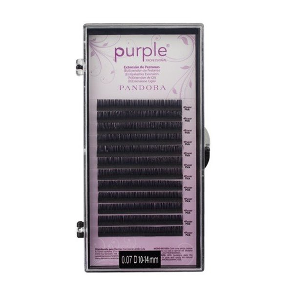 Picture of Purple Pestanas Pand. D 10-14/0.07mm  P324