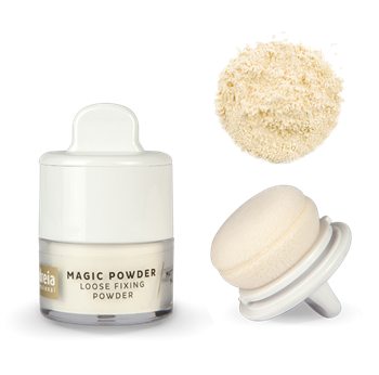 Imagens de Maquilhagem Andreia Face MAGIC POWDER - Loose Fixing Powder 01 - Coconut
