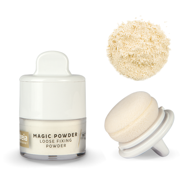 Picture of Maquilhagem Andreia Face MAGIC POWDER - Loose Fixing Powder 01 - Coconut