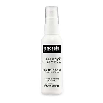 Imagens de Maquilhagem Andreia Face FIX MY MAKE! - Fixing Spray 50ml