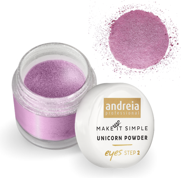 Picture of Maquilhagem Andreia Eyes UNICORN POWDER - Loose Pigments 02