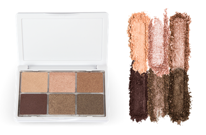 Imagens de Andreia Eyes I CAN SEE YOU - Eyeshadow Palette 01