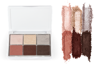 Imagens de Maquilhagem Andreia Eyes I CAN SEE YOU - Eyeshadow Palette 02