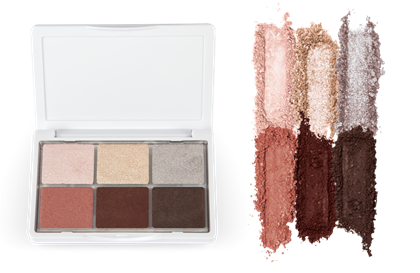 Imagens de Andreia Eyes I CAN SEE YOU - Eyeshadow Palette 02