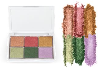 Imagens de Andreia Eyes I CAN SEE YOU - Eyeshadow Palette 04