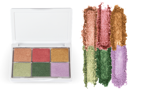 Picture of Maquilhagem Andreia Eyes I CAN SEE YOU - Eyeshadow Palette 04