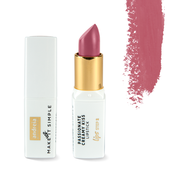 Picture of Maquilhagem Andreia Lips PASSIONATE CREAMY KISS - Lipstick 06