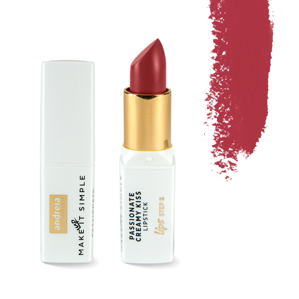 Picture of Maquilhagem Andreia Lips PASSIONATE CREAMY KISS - Lipstick 09