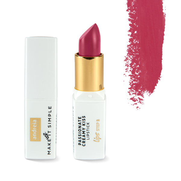 Picture of Maquilhagem Andreia Lips PASSIONATE CREAMY KISS - Lipstick 10
