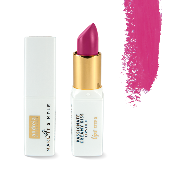 Picture of Maquilhagem Andreia Lips PASSIONATE CREAMY KISS - Lipstick 11